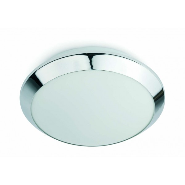Plafonnier clean faro ip44 sur luminaire discount for Luminaire led pour salle de bain