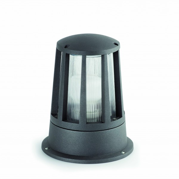 Borne exterieur surat faro sur luminaire discount for Borne luminaire exterieur