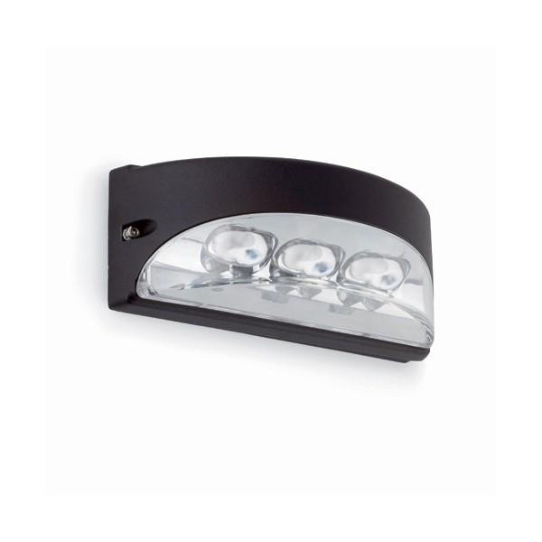 Applique exterieur aura faro sur luminaire discount for Led eclairage exterieur