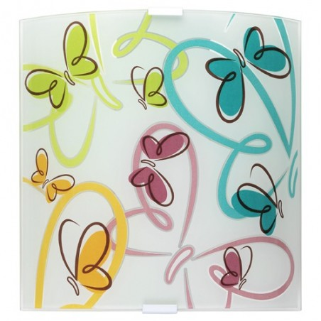 Butterfly- Applique enfant- Dalber