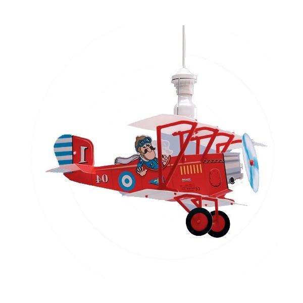 suspension design pas cher enfant avion biplane. Black Bedroom Furniture Sets. Home Design Ideas
