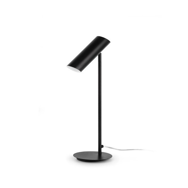 Lampe LINK - H46cm - acier blanc ou noir - Faro