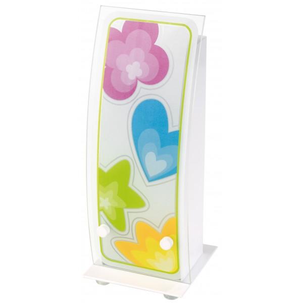 Lampe enfant NATURE - H28cm - verre - Dalber