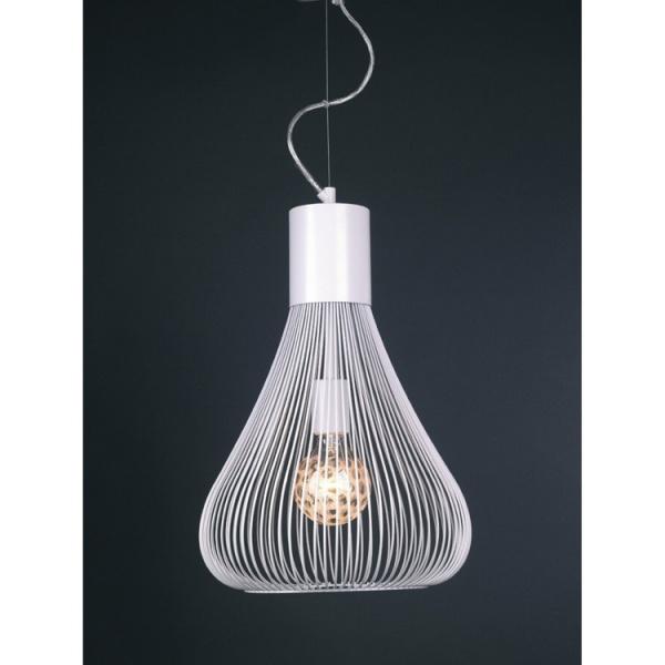 suspension havana blanc de la marque aluminor sur luminaire discount. Black Bedroom Furniture Sets. Home Design Ideas