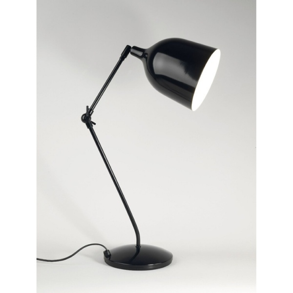 lampe mekano noir de la marque aluminor sur luminaire discount. Black Bedroom Furniture Sets. Home Design Ideas