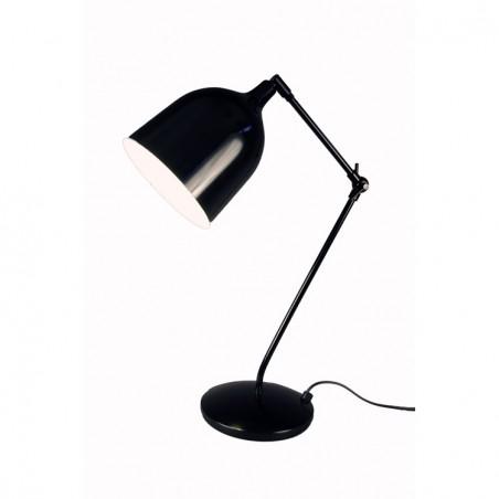 MEKANO - Lampe de bureau - Aluminor - Noir