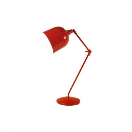 MEKANO - Lampe de bureau - Aluminor - rouge