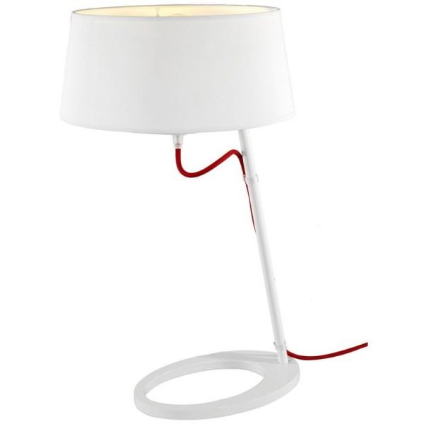 Lampe BOLIGHT- blanc - H59cm - Aluminor