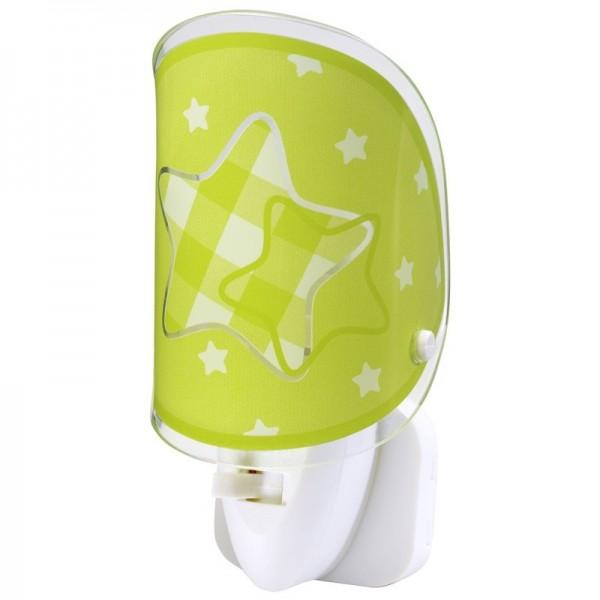 Applique Veilleuse STARS - LED 0,5W - verre - Dalber