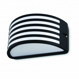 Applique exterieur FEDON - IP54 - noir ou nickel - Faro