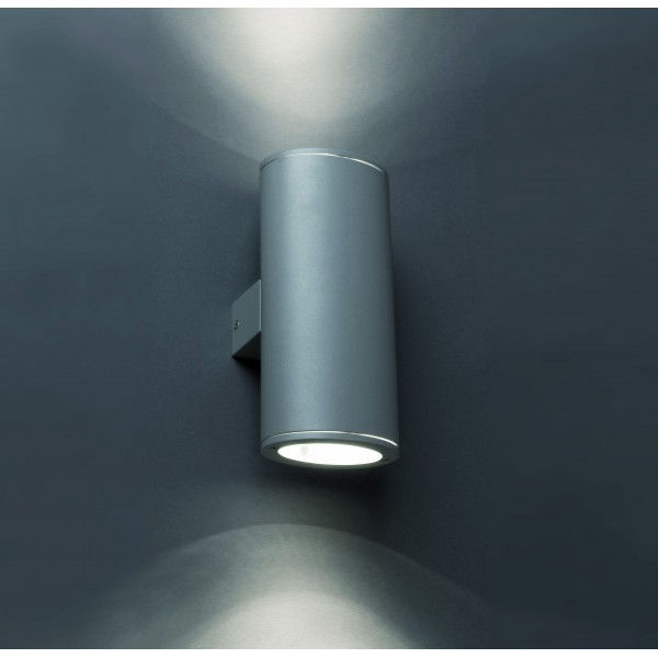 Applique exterieur - PISTON - Faro sur Luminaire Discount