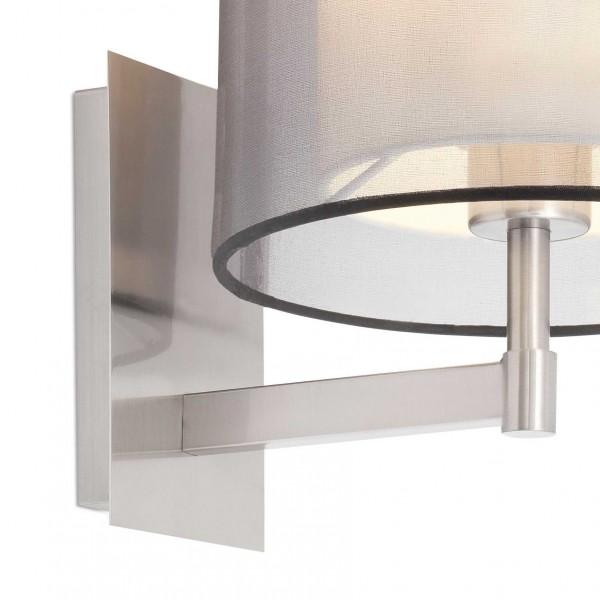 Applique tissu saba de la marque faro sur luminaire discount - Luminaires design discount ...
