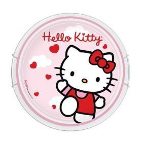 Plafonnier enfant HELLO KITTY - rond de la marque Dalber
