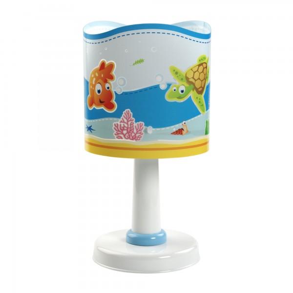 Lampe enfant AQUARIUM - H29cm - PVC - Dalber