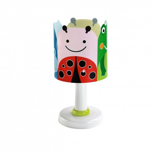 Lampe enfant BIG FRIENDS - H29cm - PVC - Dalber