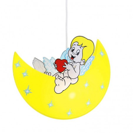 Suspension enfant LUNE - Ø30cm- PVC - Lineazero
