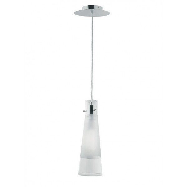 Suspension design pas cher kuky clear luminaire discount for Suspension luminaire pas cher