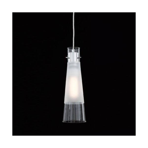 Suspension - KUKY clear - Transparent - Ideal-Lux