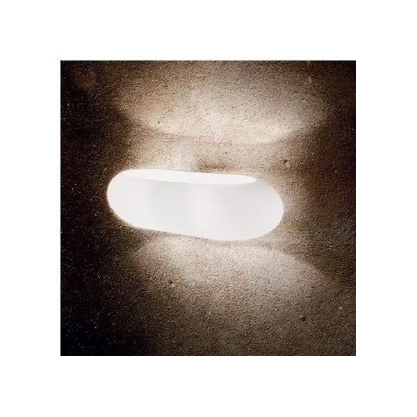 Applique MORIS - blanc - Ideal-Lux