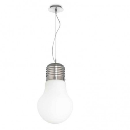 Suspension LUCE BIANCO - Ø30cm - Ideal-Lux