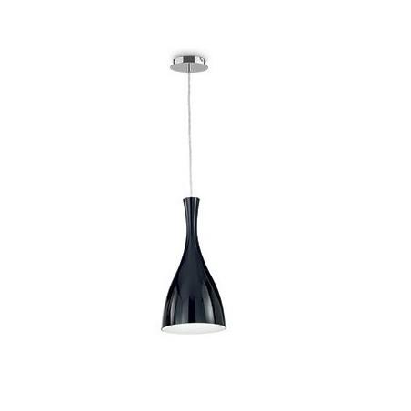 Suspension OLIMPIA - verre soufflé - Ø20cm - Ideal-Lux