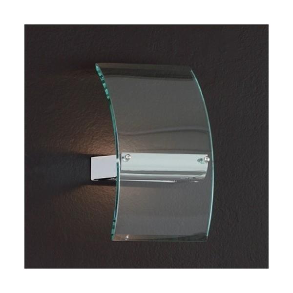 Applique AUDI-B - verre - 100W R7s incl. - Ideal-Lux