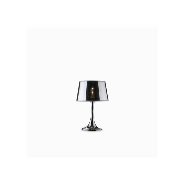 Lampe LONDON - effet chrome - H48cm - Ideal-Lux