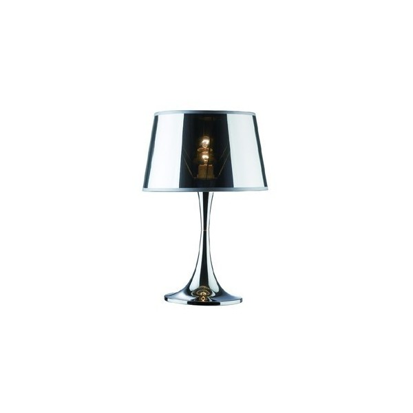 Lampe LONDON - effet chrome - H48cm - Ideal-Lux