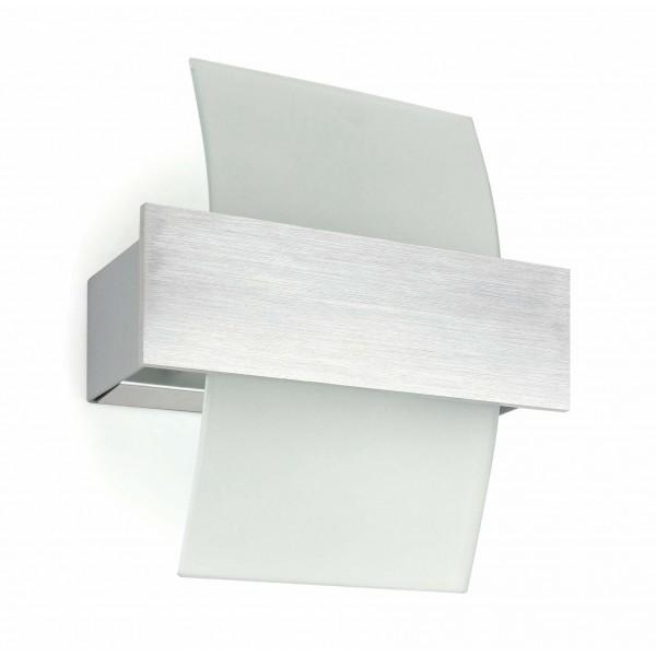 Applique GENAKER - métal et verre - H22cm - Faro