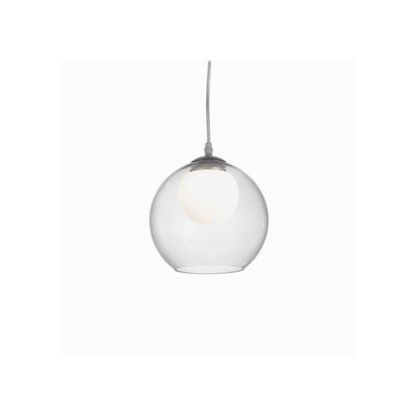 Suspension NEMO CLEAR - Ø20cm - Ideal-Lux