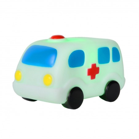 Lampe enfant LED Night Light - Ambulance - Lucide