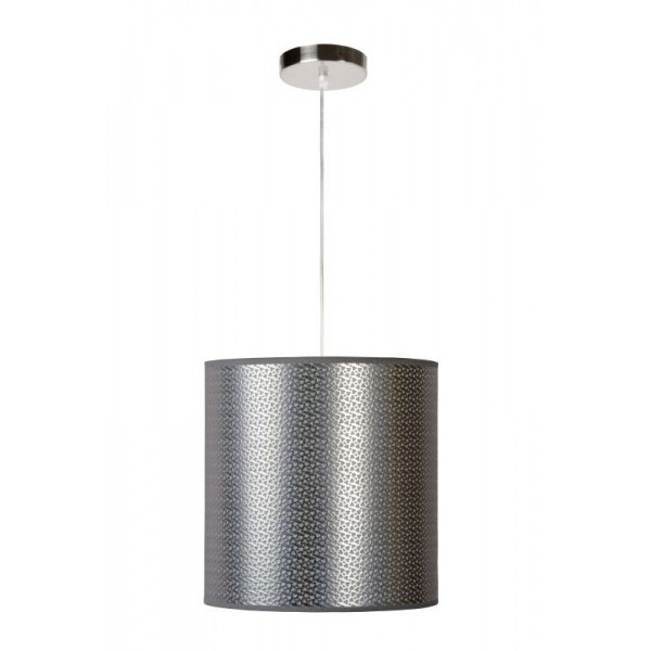 Suspension MODA - Argent - Ø28 cm - Lucide