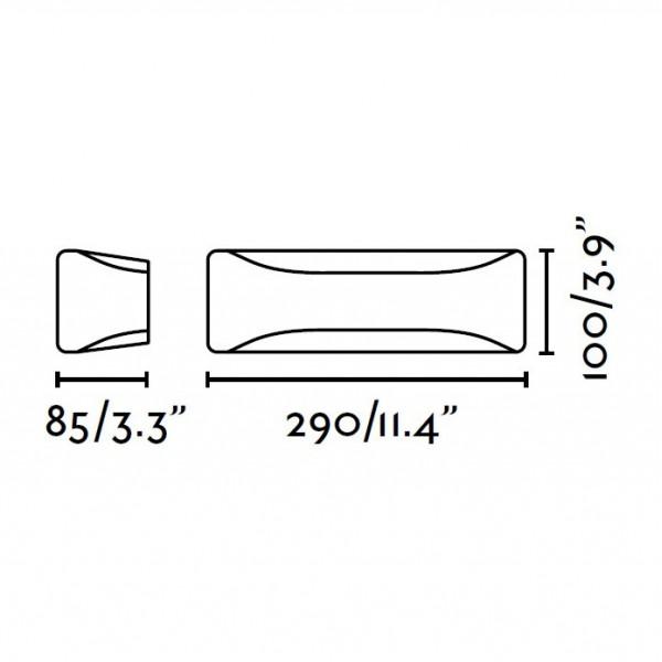 Applique exterieur VIEW - IP54 - Faro