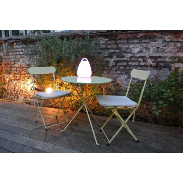 Lampe ext rieure portative toby led 1w luminaire discount for Lampe exterieure sans fil
