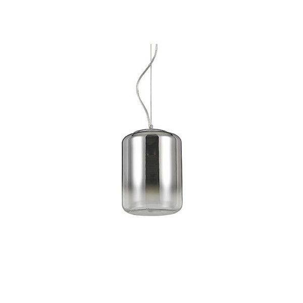 Suspension KEN - verre - Ø19cm -Ideal-Lux