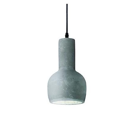 Suspension OIL-3 - béton - Ø14cm -Ideal-Lux