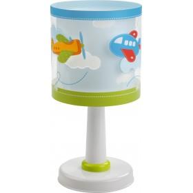Lampe enfant BABY PLANES - H30cm - PVC - Dalber