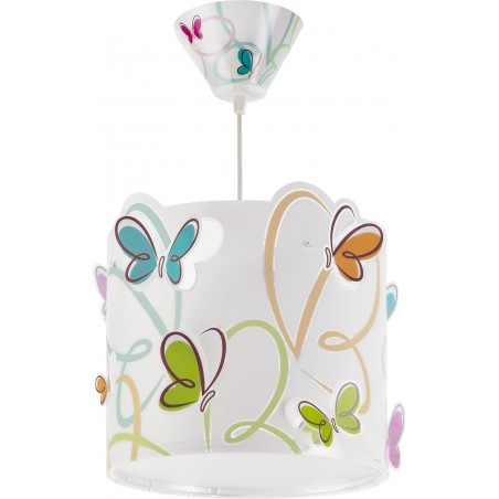 Suspension enfant BUTTERFLY - Ø26cm - PVC -Dalber