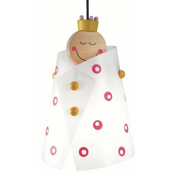Suspension enfant Princesse – bois – Niermann