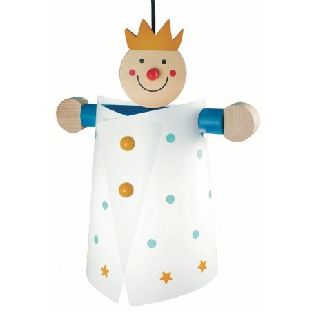 Suspension enfant Prince – bois – Niermann