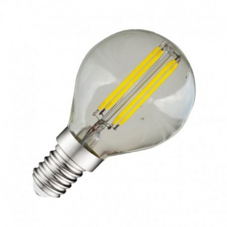 Ampoule LED E14 4W 2700°K - Bulb - Vision-EL