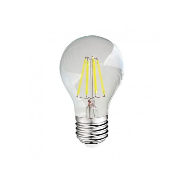 Ampoule LED E27 6W 2700°K - Bulb - Clair - Vision-EL