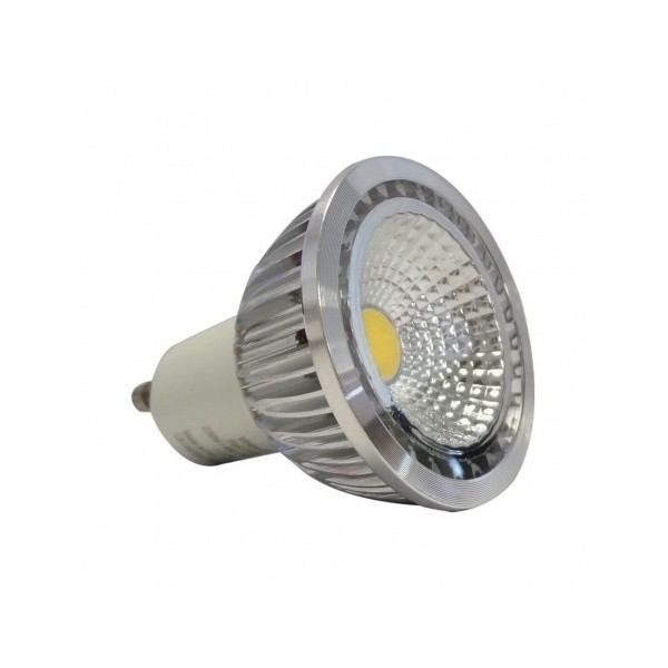 Ampoule LED GU10 4W - 3000°K - 75° BOI - Vision-EL