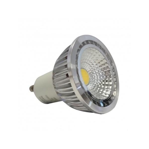 Ampoule LED GU10 4W 4000°K - 75° BOI - Vision-EL