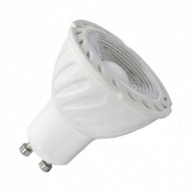 Ampoule LED GU10 5W 4000°K - Dimmable 75° BOI - Vision-EL