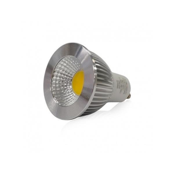 Ampoule LED GU10 6W - 3000°K - Dimmable 75° BOI - Vision-EL