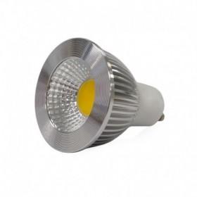 Ampoule LED GU10 6W - 4000°K - Dimmable 75° BOI - Vision-EL