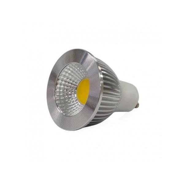 ampoule led gu10 6w 4000 k dimmable 75 boi vision el. Black Bedroom Furniture Sets. Home Design Ideas