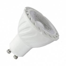 Ampoule LED GU10 6W - 4000°K - 75° BOI - Vision-EL