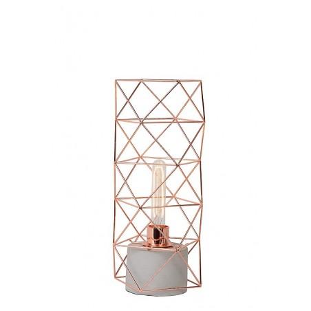 Lampe à poser Rumico - Cuivre - H42 cm - Lucide